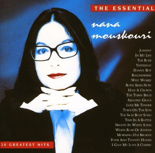 Nana Mouskouri Essential 20 Greatest Hits Import Aus