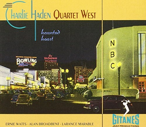 Haden Charlie Quartet West Haunted Heart