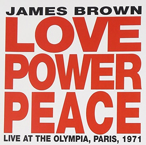 James Brown/Love Power Peace