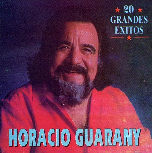Horacio Guarany 20 Gdes.Exitos H.Guarany Import Eu