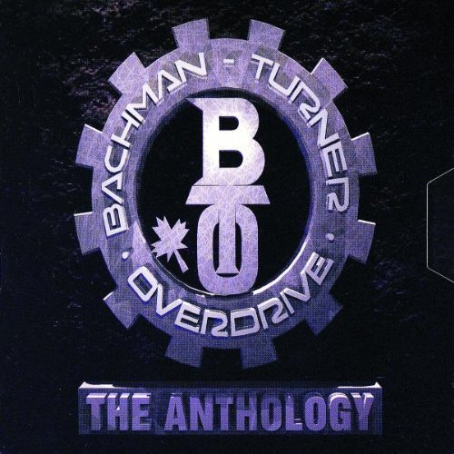 Bachman Turner Overdrive Anthology 2 CD Set