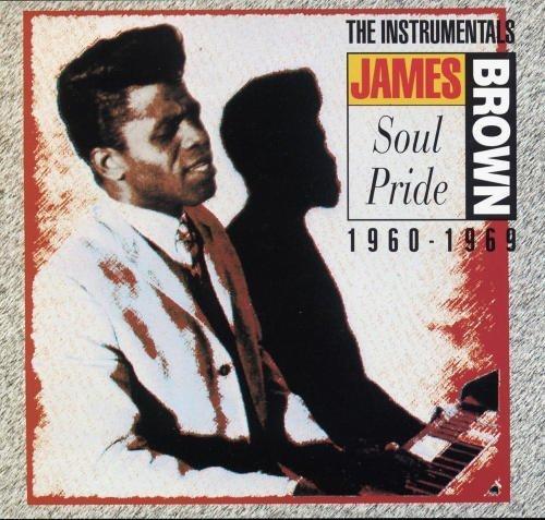 James Brown/Soul Pride-Instrumental 1960-6@Incl. 24 Pg. Booklet