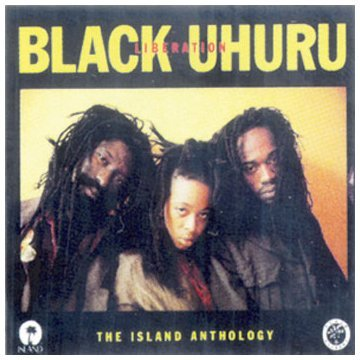 Black Uhuru Liberation Island Anthology Packaged In Slipcase 2 CD Set Incl. Booklet