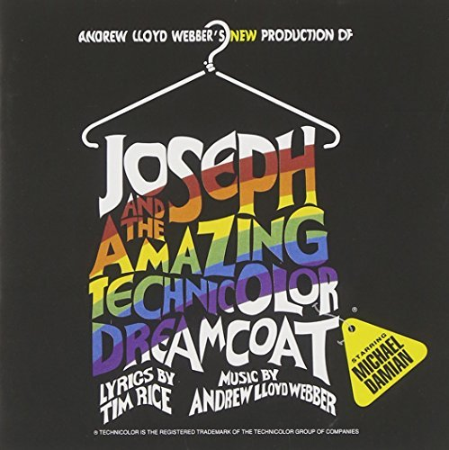 Andrew Lloyd Webber Joseph & The Amazing Technicol Music By Andrew Lloyd Webber Damian