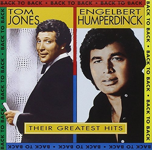 Jones Humperdinck Back To Back Their Greatest Hi 2 Artists On 1