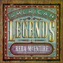 Reba Mcentire American Legends Best Of The E