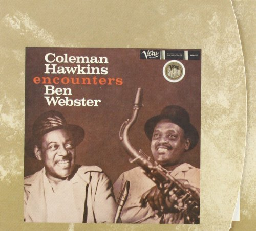 Hawkins Webster Coleman Hawkins Encounters Ben Feat. Peterson Ellis Brown Verve Master Edition