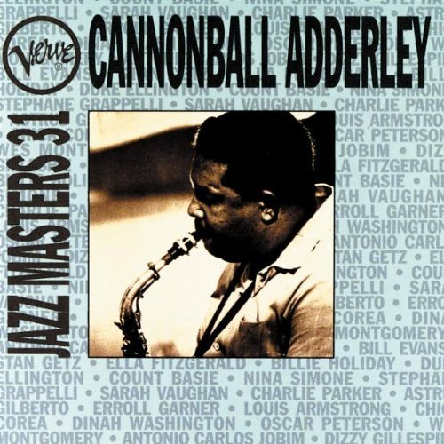 cannonball-adderley-vol-31-verve-jazz-masters