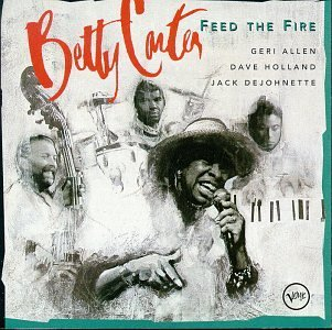 Betty Carter Feed The Fire