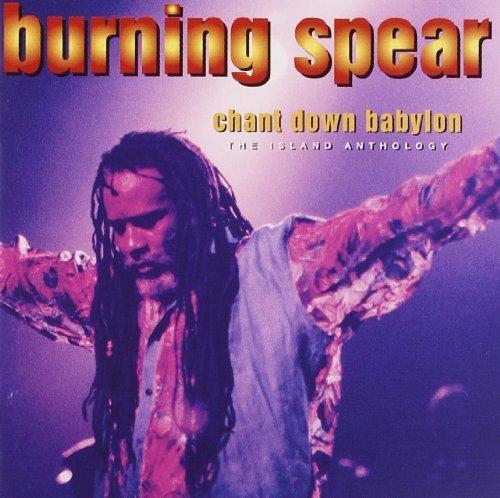 Burning Spear/Chant Down Babylon-Island Anth@Remastered
