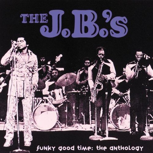 J.B.'s Funky Good Time Anthology 2 CD Incl. 24 Pg. Booklet