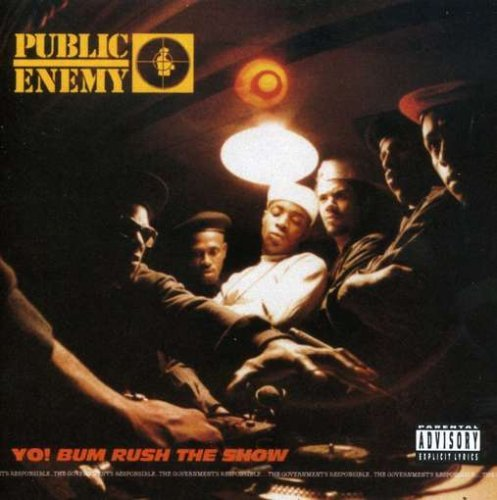 Public Enemy Yo! Bum Rush The Show