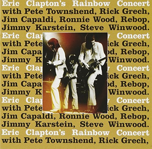 Eric Clapton Rainbow Concert Remastered Incl. 12 Pg. Booklet
