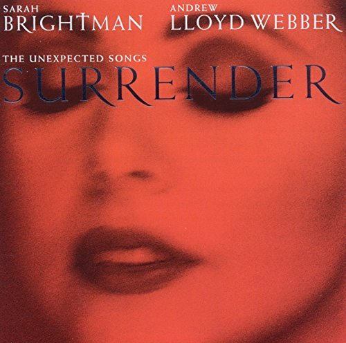 Sarah Brightman Surrender (webber Songs) Import Deu