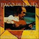 Paco De Lucia/Vol. 1-Antologia