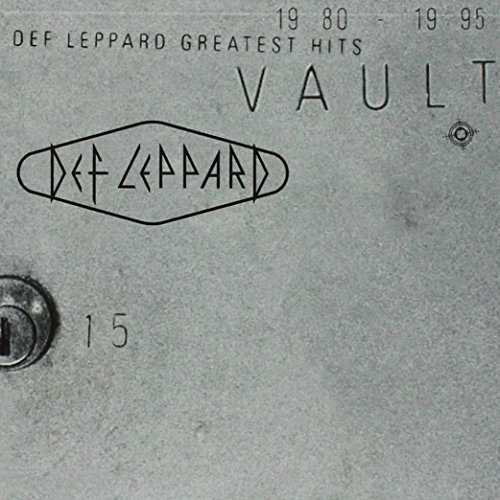 Def Leppard Vault Greatest Hits