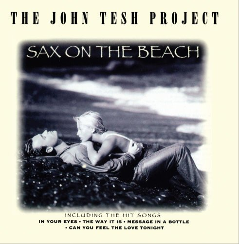 Tesh John Project Sax On The Beach
