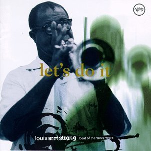 Louis Armstrong Let's Do It Best Of The Verve 2 CD Set