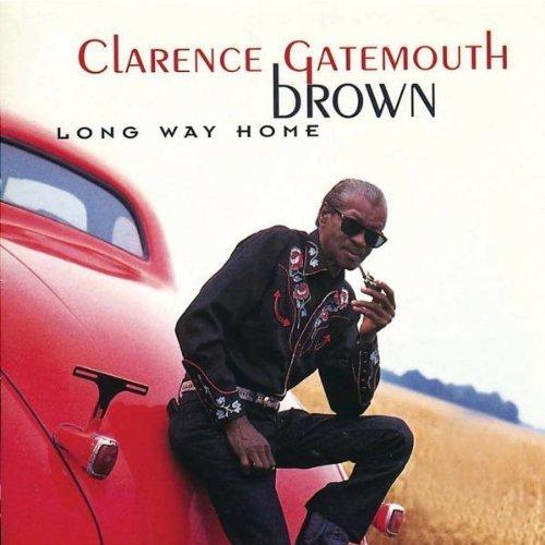 Clarence 'Gatemouth' Brown/Long Way Home