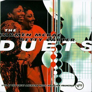 Carter/Mcrae/Duets-Live At The Great Ameri