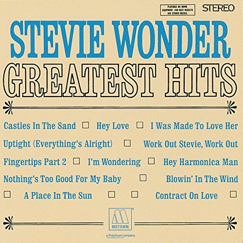 Stevie Wonder Greatest Hits Remastered