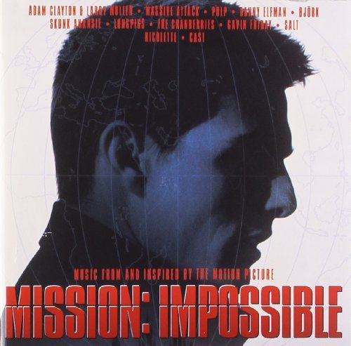 Mission Impossible Soundtrack Massive Attack Pulp Bjork Pulp Longpigs Cranberries Nicolette