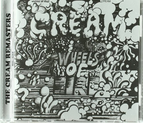 Cream Wheels Of Fire Remastered 2 CD