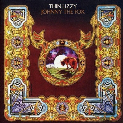 Thin Lizzy Johnny The Fox Import Gbr Remastered
