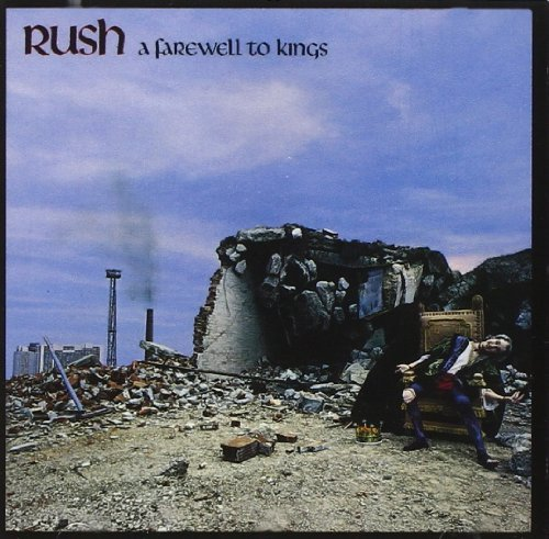 Rush Farewell To Kings
