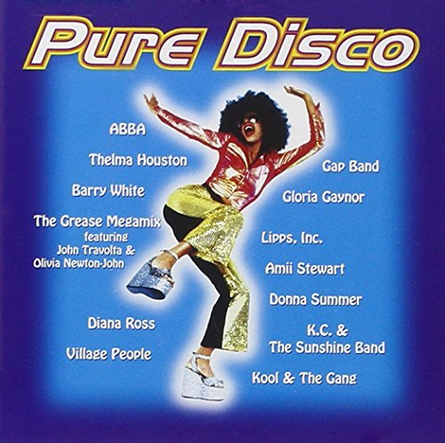 Pure Series Vol. 1 Pure Disco Village People Lipps Inc. Gaye Pure Series