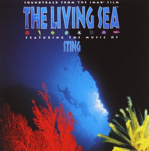 Various Artists Living Sea Music By Sting