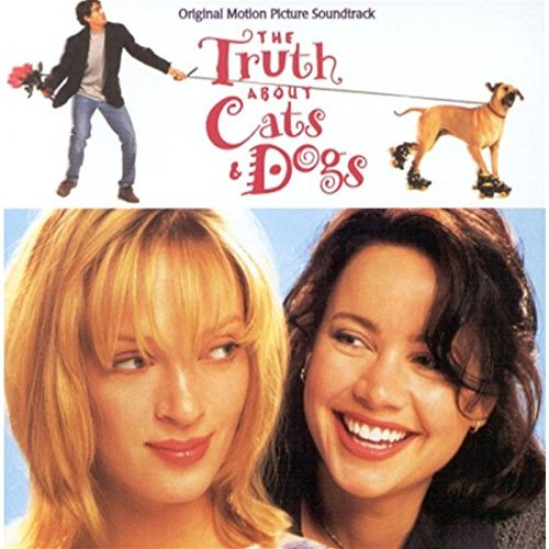 Truth About Cats & Dogs Soundtrack Vega Sting Green Squeeze Cowboy Junkies Blues Traveler
