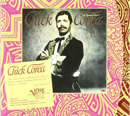 Chick Corea My Spanish Heart