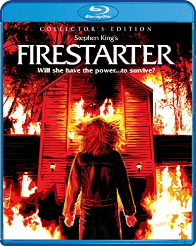 Firestarter Barrymore Scott Blu Ray R Collector's Edition