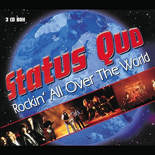 Status Quo Rockin All Over The World (3cd Import Eu 3 CD