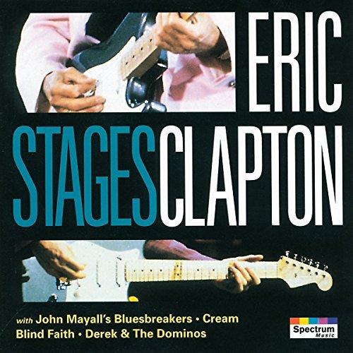 Eric Clapton/Stages@Import-Deu@Digipak