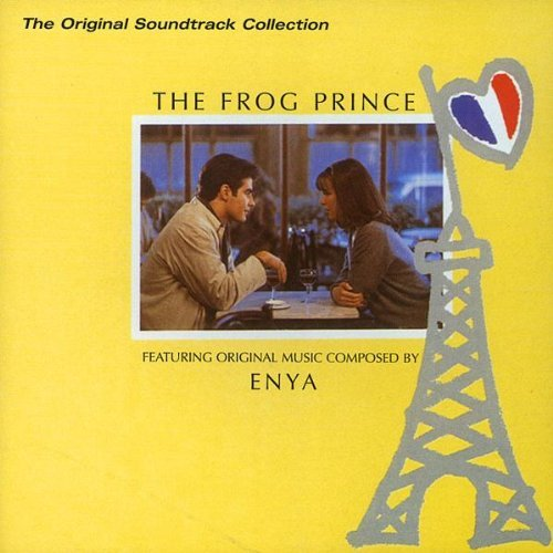 Enya Frog Prince (soundtrack) Import Gbr Music By Enya