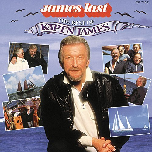 James Last Best Of Kapt'n James Import Deu Remastered