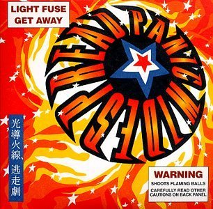 Widespread Panic Light Fuse Get Away