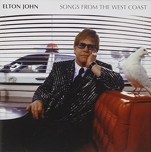 Elton John Songs From The West Coast Import Eu