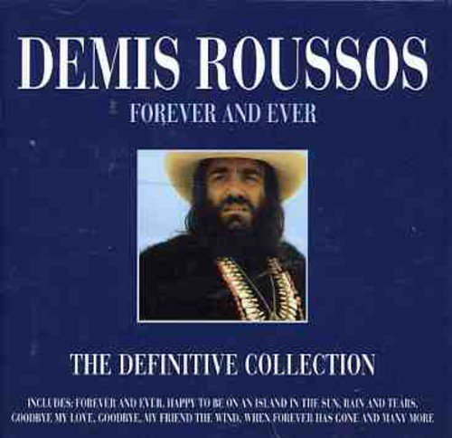 Demis Roussos Forever & Ever Import Gbr