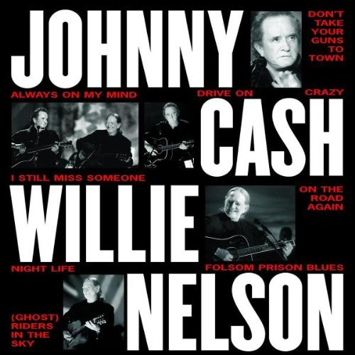 Johnny & Willie Nelson Cash Vh1 Storytellers