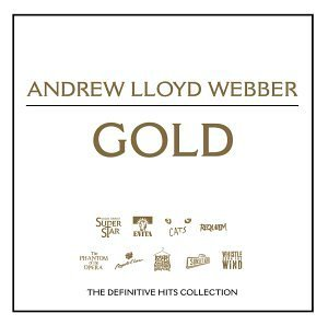Andrew Lloyd Webber Gold Streisand Brightman Crawford Madonna Osmond Buckley