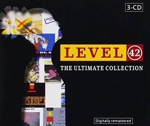 Level 42 Ultimate Collection Import Eu 3 CD Set Remastered