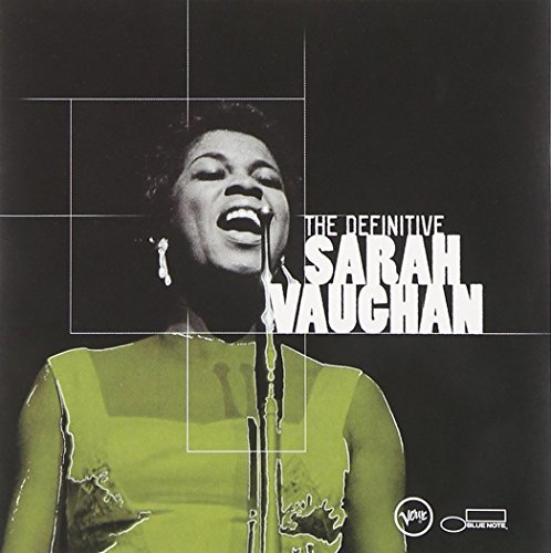 Sarah Vaughan Definitive Sarah Vaughan