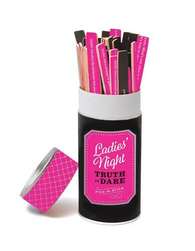 Lynne Stanton Ladies Night Truth Or Dare Pick A Stick