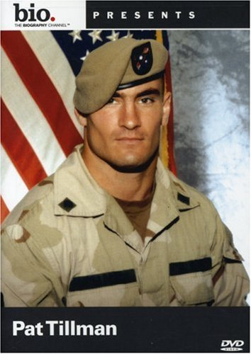 Pat Tillman Biography Made On Demand Nr