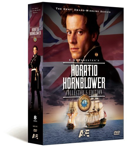 Horatio Hornblower Collector's Edition 8 Films Nr 8 DVD