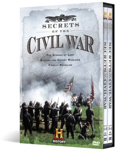 Secrets Of The Civil War Secrets Of The Civil War Nr 4 DVD