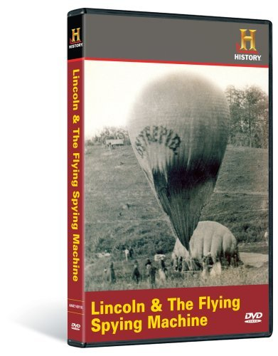 Lincoln & The Flying Spying Ma Man Moment Machine Made On Demand Nr